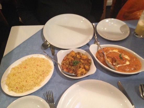 Best Curry House In Finsbury Park Sunderban Restaurant