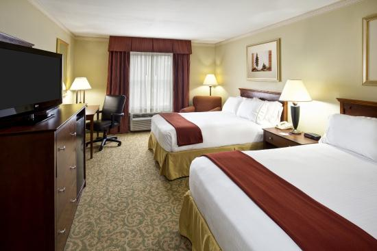 Holiday Inn Express Breaux Bridge (Lafayette Area): Double Bed Guest Room