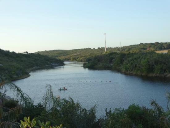 Costa do Suaipe, BA: Rio Joanes - Litoral Norte da Bahia