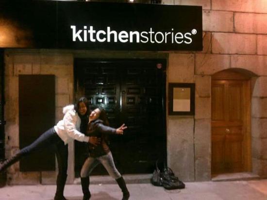 Restaurante Kitchen Stories: Alegría en cada momento