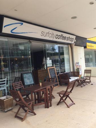 Surfcity Cafe