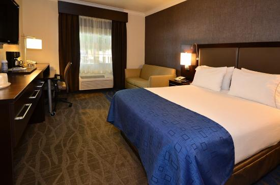 Holiday Inn Express Hotel & Suites - Santa Clara: Queen Guest Room