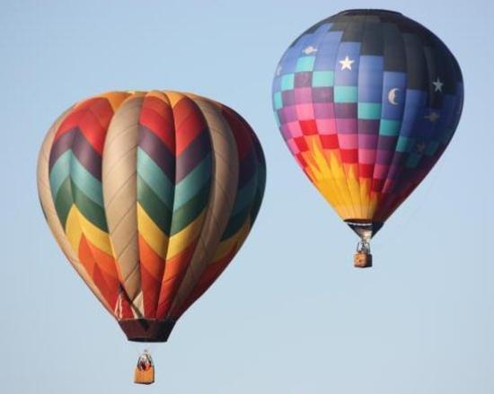 แอนเดอร์สัน, เซาท์แคโรไลนา: Balloons over Anderson Festival