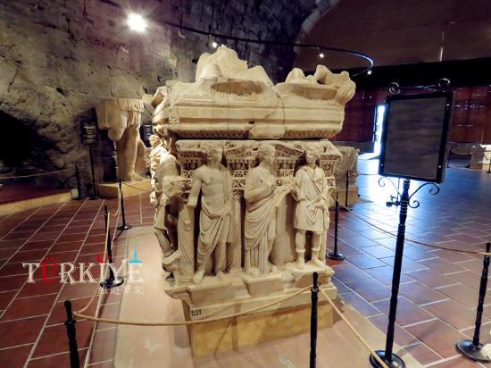 Hierapolis Archaeology Museum - Picture of Hierapolis Arkeoloji Muzesi, Deniz...