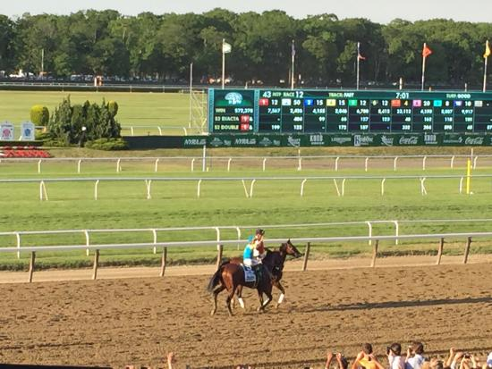 Photo9 Jpg Picture Of Belmont Park Race Track Elmont
