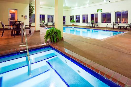 Holiday Inn Express Athens: Whirlpool
