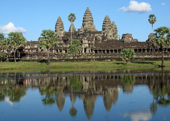 Angkor Driver Sorphea