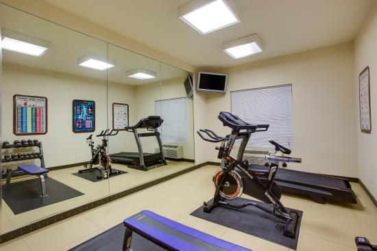 Holiday Inn Express Suites Greensboro East: Fitness Center