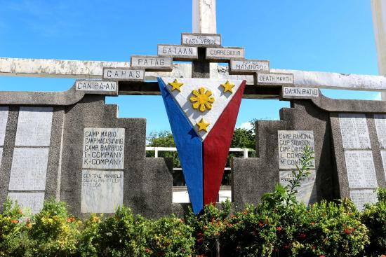 WWII Memorial Wall, Cadiz City, Negros Occidental