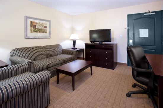 Englewood, CO : Holiday Inn Express DTC Suite