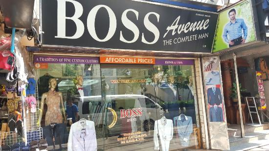 ‪The Boss Avenue (Tailor)‬