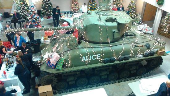 Wolfeboro, Нью-Гэмпшир: the tank 2