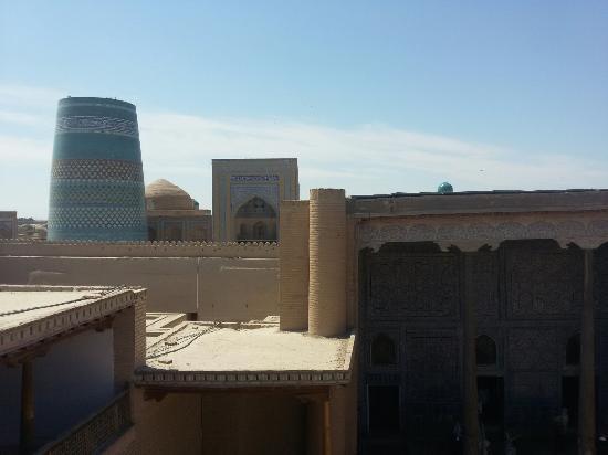 Malika Hotel Khorezm : Нада увидить свайими глазами