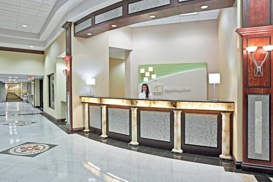 Holiday Inn Farmington Hills/Novi: Hotel Check-In