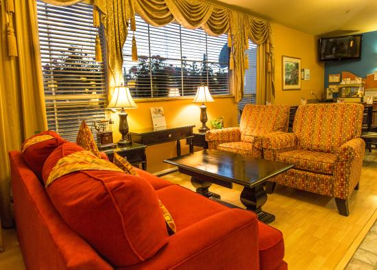 Holiday Inn Express San Jose Central City: Hotel Lobby