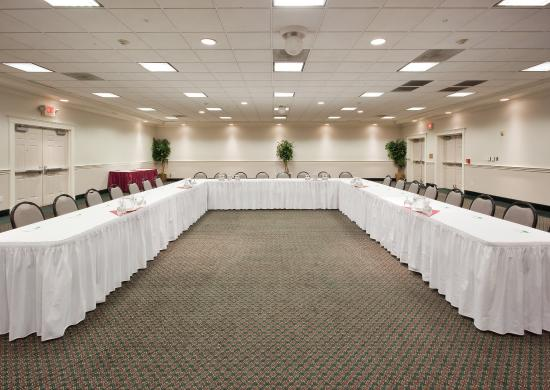 Holiday Inn Hotel and Convention Center: Meeting Room