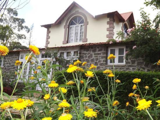 Lilly's Valley Resort: Ganeshgiri Bungalow