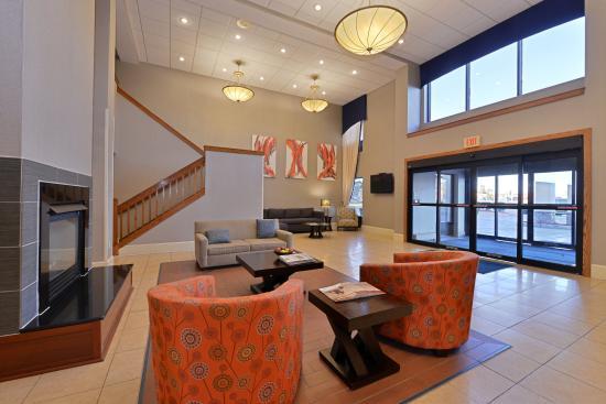 Seaford, Delaware: Hotel Lobby