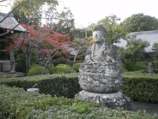 Kinukake no michi : 石仏