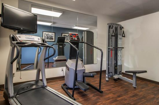 Quality Inn & Suites NJ State Capital Area: PAFITNESS