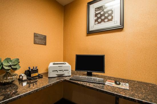 Quality Inn & Suites NJ State Capital Area: PACOMP
