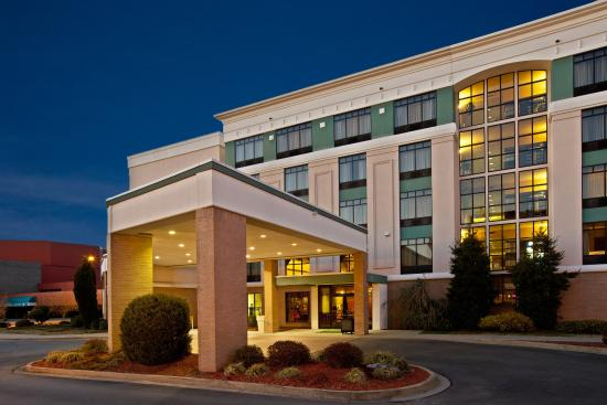Hotels Near Huntington Wv