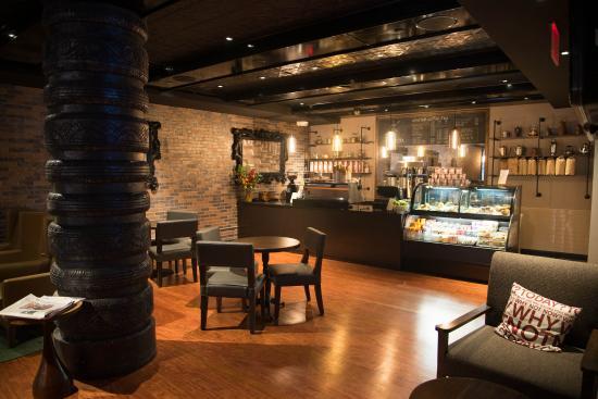 70 park avenue hotel - a Kimpton Hotel: Silverleaf