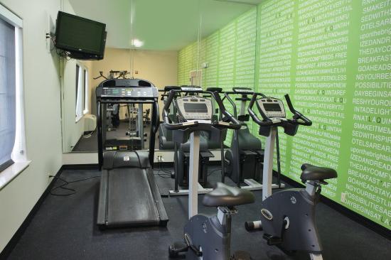 Rosenberg, TX: Fitness Center