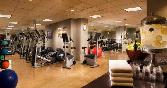 Omni New Haven Hotel at Yale: Fitness Center
