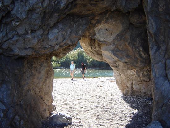 Природная арка - Изображение Olympos Ruins, Олимпос ...