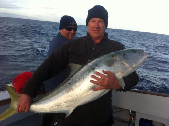 Whangarei, Selandia Baru: The Moko Hinau Islands deliver some great fishing.