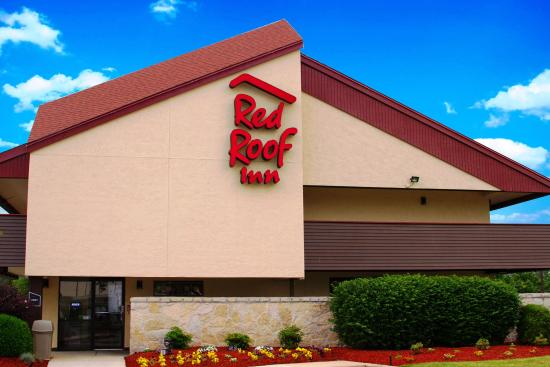 Red Roof Inn Princeton - Ewing: Exterior
