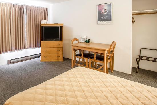 Long Beach, WA: Guest room