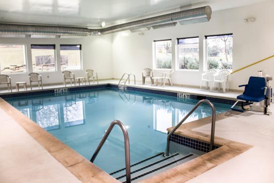 Sleep Inn & Suites Chambersburg: Pool