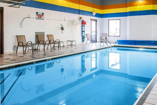 Sleep Inn: Pool