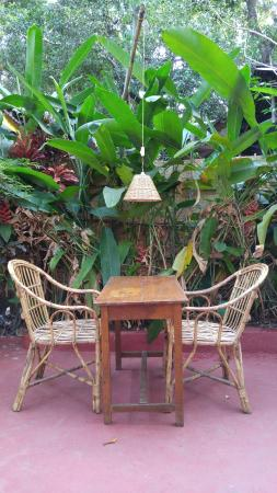 Anjuna, Indien: The Chill Out Zone