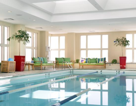 Seaport Boston Hotel : Seaport Indoor Heated Swimming Pool