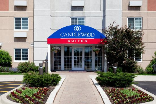 Candlewood Suites Chicago O'Hare: Feel relaxed from the start!