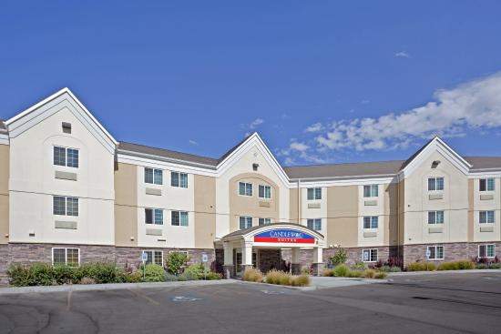 Candlewood Suites Boise Towne Square Exterior