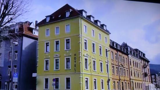 Hotel Classic Inn: ホテル外観