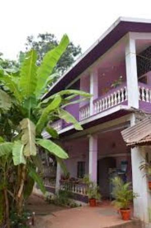 Anjuna, Indien: beautiful view of the hotel