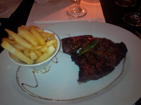 Five On Lourensford: Rump Steak