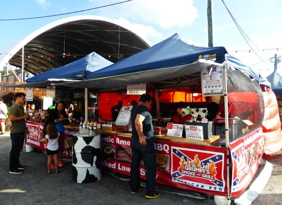 Helensvale, Australia: Food Stalls
