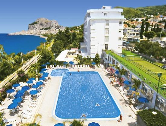 Hotel Santa Lucia E Le Sabbie D Oro Hotelanlage