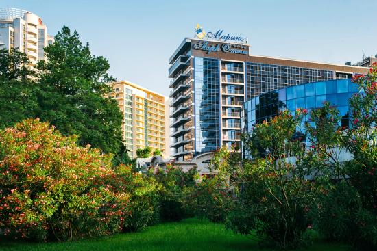 Photo of Marins Park Hotel Sochi