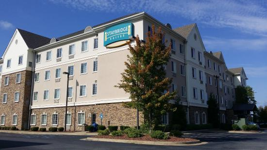 Staybridge Suites Columbus Ft. Benning: Staybridge Suites Columbus Fort Benning