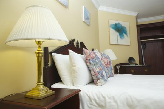 Imperial Hotel : Our Bedrooms