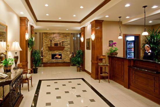 Staybridge Suites Irvine Spectrum/Lake Forest: Lobby