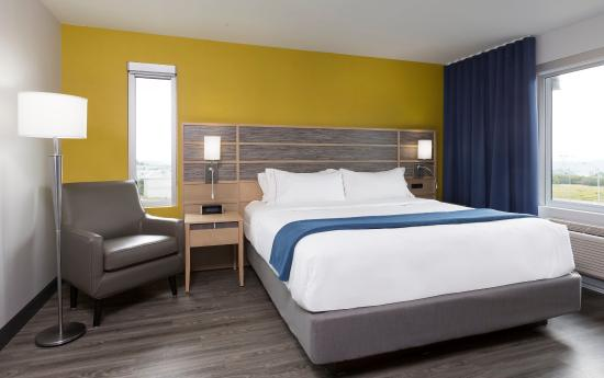 Holiday Inn Express Quebec City (Sainte-Foy): 1 bedroom Kitchennette Suite