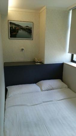 Goodrich Hotel: ベッド